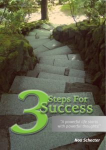 3 Steps For Success