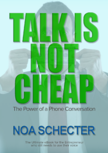 Talk is NOT Cheap